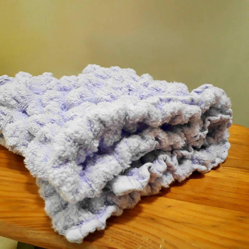 化学繊維バスタオル