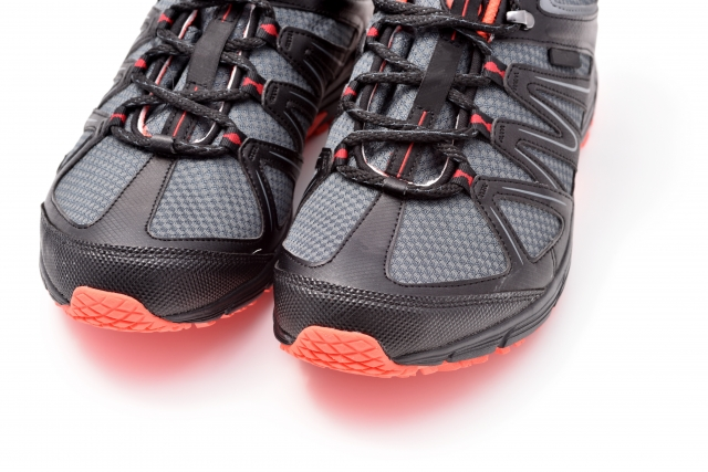 女性用ウォーキング靴