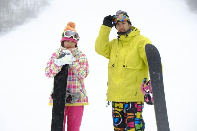 スノーボードゴーグル