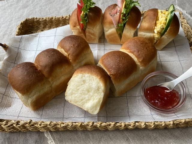 食パンとサンドウィッチ