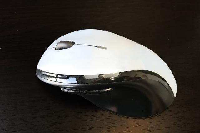 ワイヤレス多機能マウス