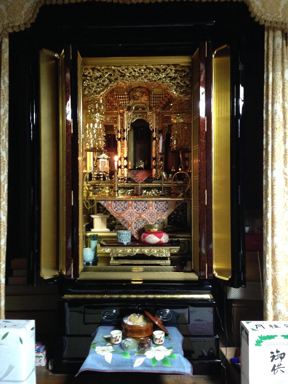 仏壇 重ね型