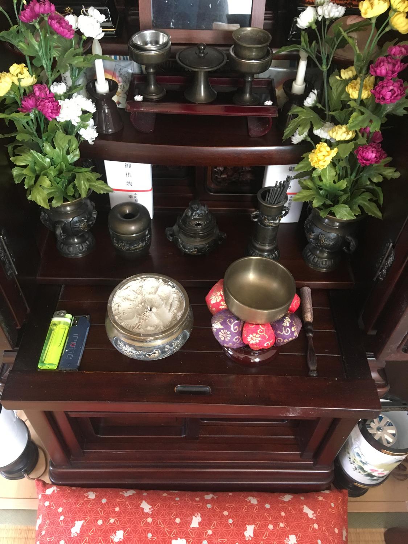 唐木 仏壇