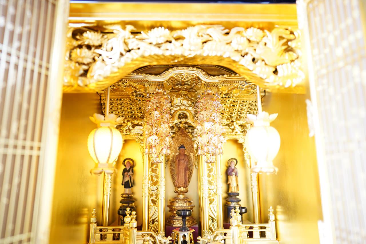 仏壇 金仏壇
