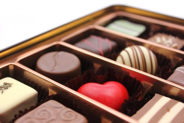 お取り寄せチョコレート