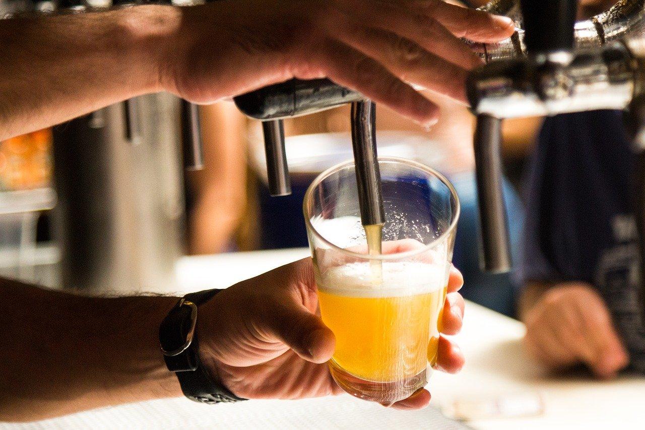 ビール ビールサーバー グラス